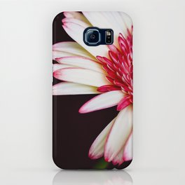 Red & White Daisy iPhone Case