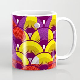 Japanese Patterns 16 Coffee Mug