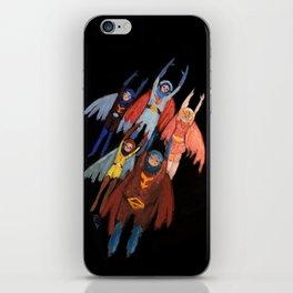 Flying! iPhone Skin