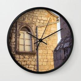 Hvar Wall Clock