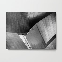 A moment of isolation Metal Print