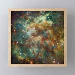 Part of the Tarantula Nebula Framed Mini Art Print