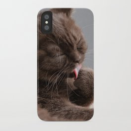 Daantje washday iPhone Case