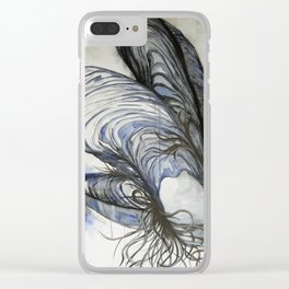 Mussels Clear iPhone Case