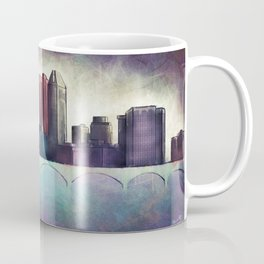 THE OTHER SIDE OF THE TOWN Coffee Mug