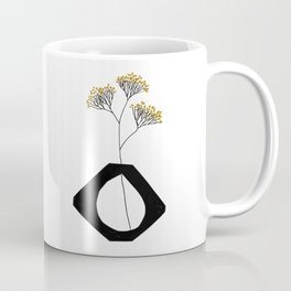 mimosa in a vase Coffee Mug