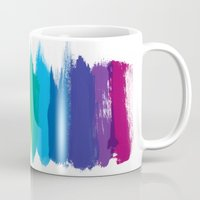 pride Mugs featuring Pride by Blind River