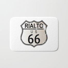 Rialto Route 66 Bath Mat