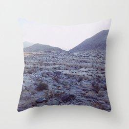 Anza Borrego II Throw Pillow