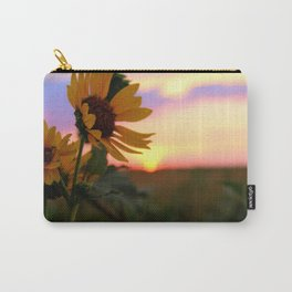 And The Sun Will Shine Carry-All Pouch