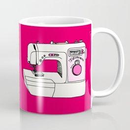 My Sewing Machine Coffee Mug
