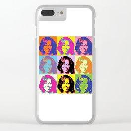 Michele Obama FLOTUS Clear iPhone Case