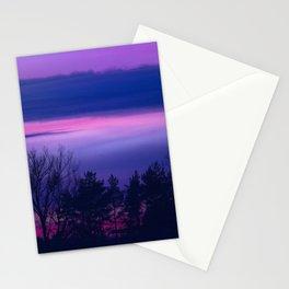violet forest Stationery Cards