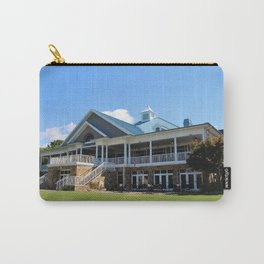 Sports Club Building Carry-All Pouch