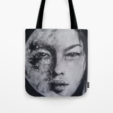 In All Her Phases Tote Bag