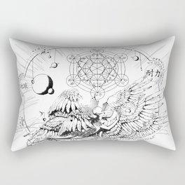 Seraphim Ninefold Ardour Rectangular Pillow