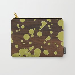 green fizzy Carry-All Pouch
