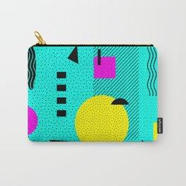 Hello Memphis Lemon Splash Carry-All Pouch
