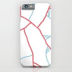 veins & arteries iPhone 6s Slim Case