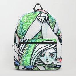 Let me Dangle Backpack