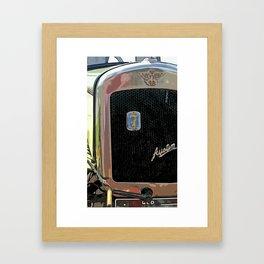 Austin 7 Framed Art Print