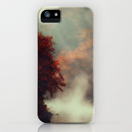 Breathing River iPhone Case