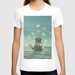Aquatic Radioactive T-shirt
