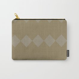 Gold and Diamonds Carry-All Pouch