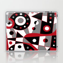 Abstract #920 Laptop & iPad Skin