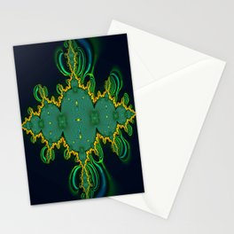 Emerald Art Stationery Cards