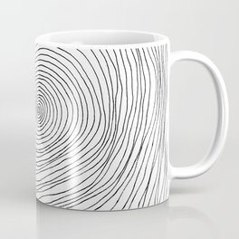 Spiral Rings Coffee Mug