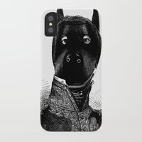 bdsm iPhone & iPod Cases featuring BDSM XXXVII by DIVIDUS