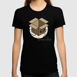 The Quick Brown Box T-shirt