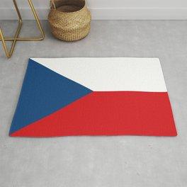 Czech Flag Rug