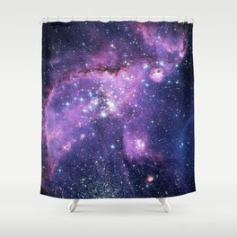 Small Magellanic Cloud Shower Curtain