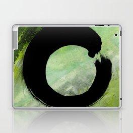 Enso Abstract No. 8G by Kathy Morton Stanion Laptop & iPad Skin