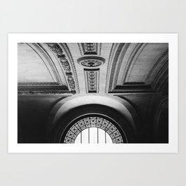 New York City Elegance Art Print
