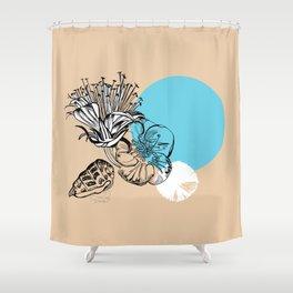 Moonbow Design Shower Curtain