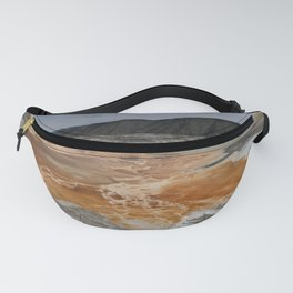Mammoth Hot Spring Colors Fanny Pack