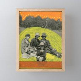 The Hope Bubble Framed Mini Art Print
