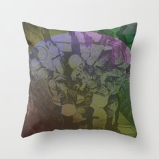 Requirements in the Space Throw Pillow