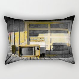 Bright Side Of Abandonment Rectangular Pillow