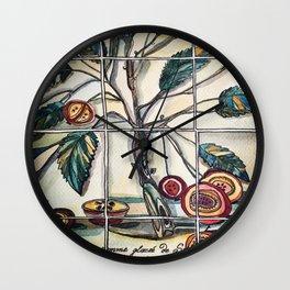 Petite Pomme Wall Clock