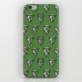 Green Monster Slice iPhone Skin