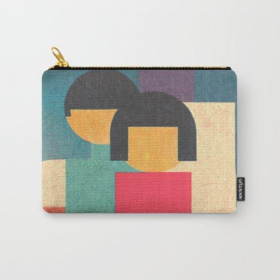簡素な生活 (Simple Life) Carry-All Pouch