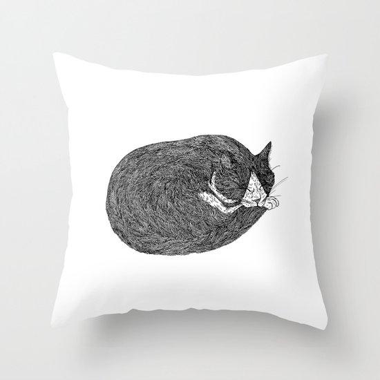 Rondelito Throw Pillow