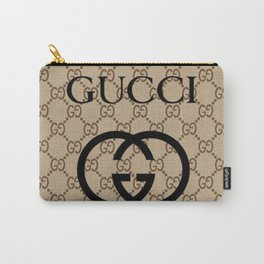 Guccii Feature Carry-All Pouch
