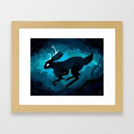 The Undervine Framed Art Print