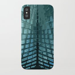 Backbone iPhone Case