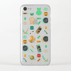 Make it so! Clear iPhone Case